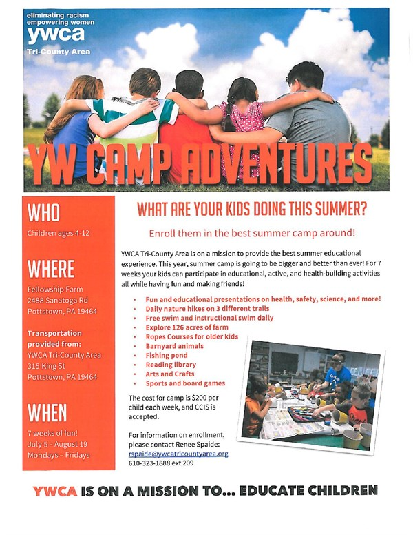 YW Summer Camps