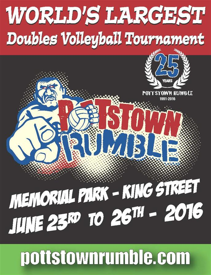 25th Annual Pottstown Rumble