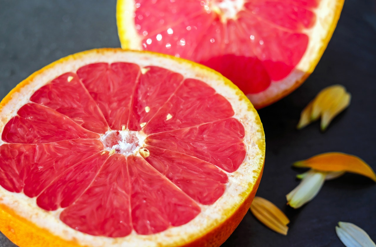 Grapefruits for Winter