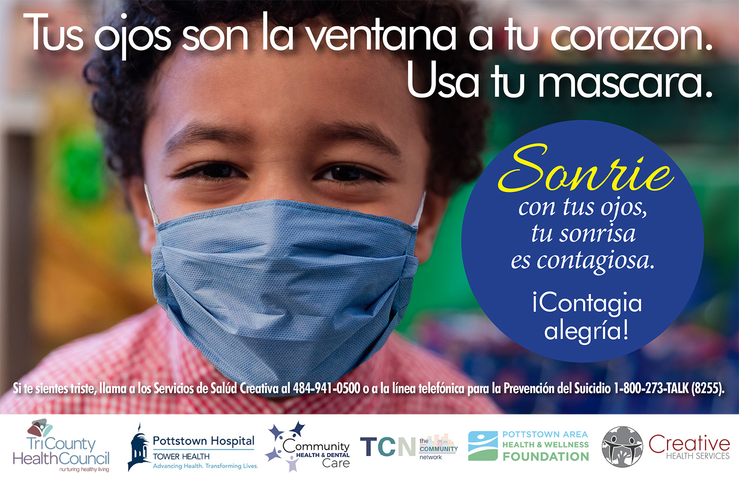 CONNECT WITH A SMILE CAMPAIGN-SPANISH